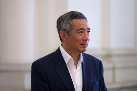 Singapores PM eyes ASEAN goal