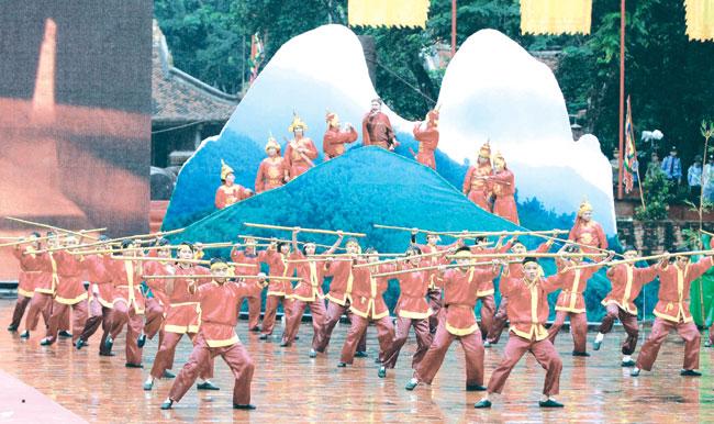 Lam Kinh celebrates special relic status