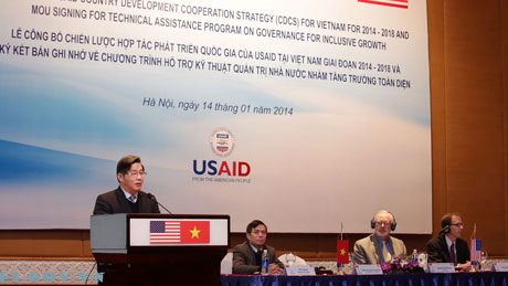 USAID approves 42m in support