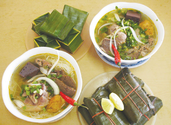 Local cuisine promotion has a long Hue to go: city residents