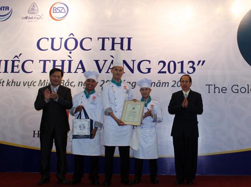 Da Nang resort wins Golden Spoon contest