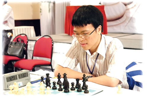 Grandmaster Liem falls back in world chess rankings