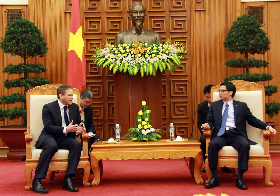 VN eager to deepen ties with UK