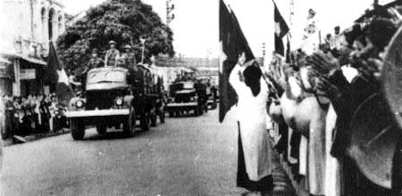 A battalions Liberation Day special