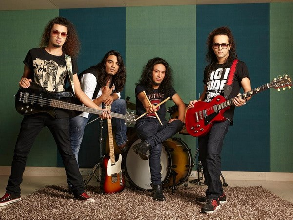 Indian band to heat up Vietnamese rock scene