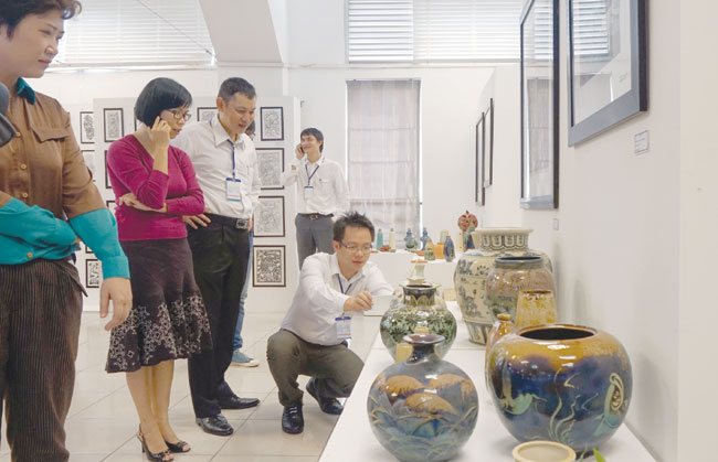 Are VN handicrafts losing their soul?