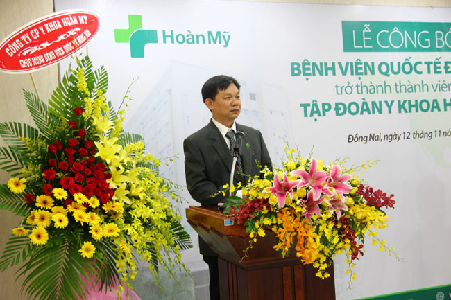 Dong Nai hospital joins Hoan My Corp network