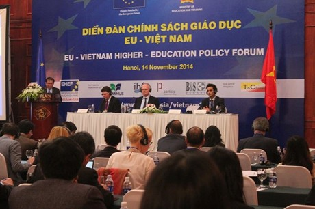EU helps improve education in VN