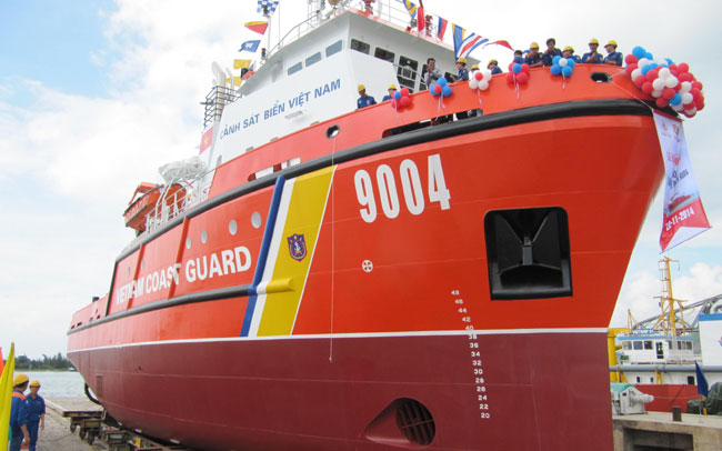 New rescue vessel launched
