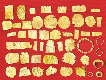 Gold antiques of Oc Eo culture get recognition
