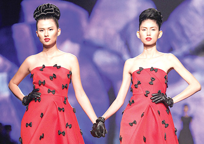 VN designers shape new fashion scene