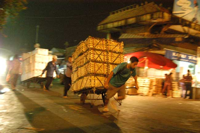 Informal workers lack protection