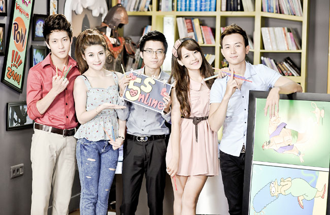 New sitcom draws teen viewers