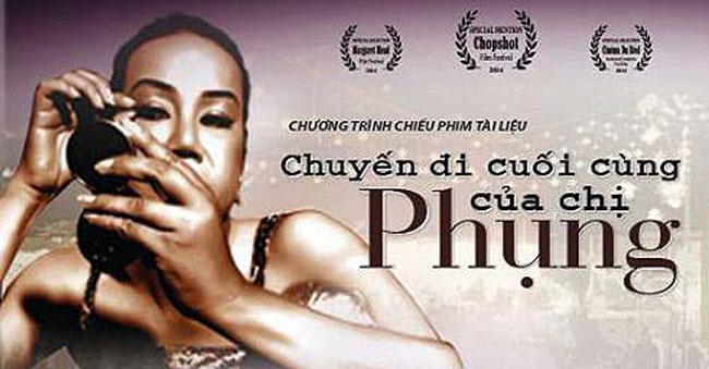Phungs last journey to hit Ha Noi screens
