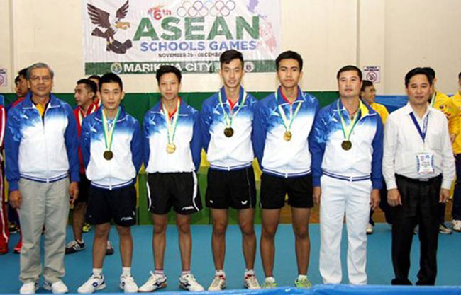 Viet Nam win three gold medals