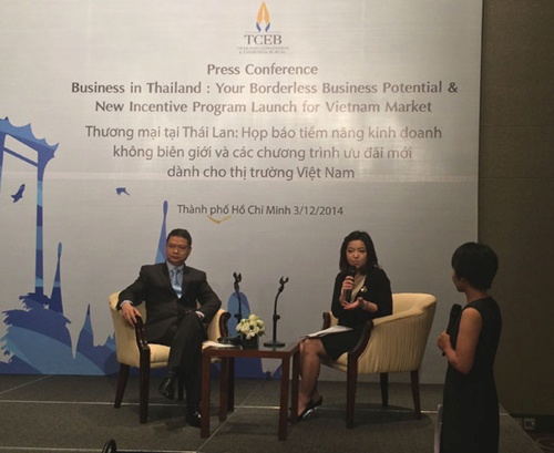 VN firms see potential in Thailand exhibitions