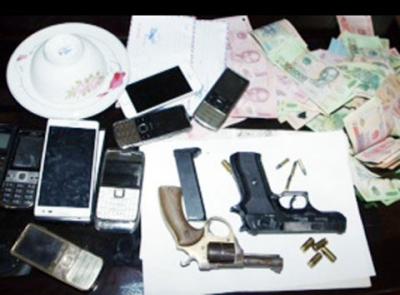 Hai Phong police bust gambling network