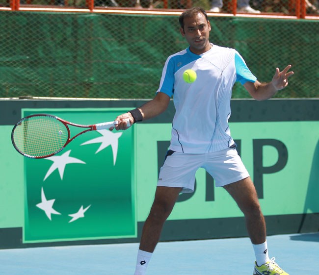 VN lose to Pakistan in Davis Cup qualifier
