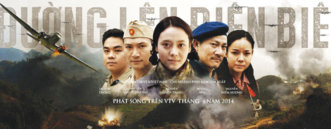 TV series offers fresh angle on Dien Bien Phu