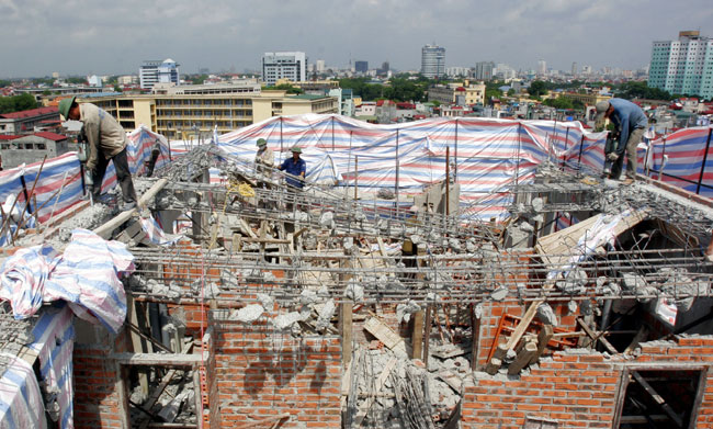 New fine would let illegal buildings stand