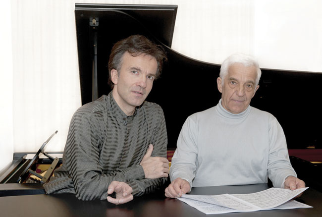 Father-son duo to regale piano fans