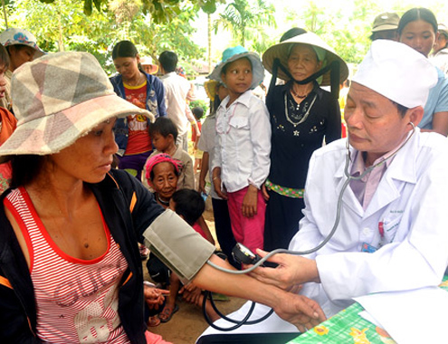 Fatal skin condition found in Quang Ngai