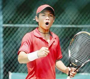 Thien enters ITF Mens Futures main round