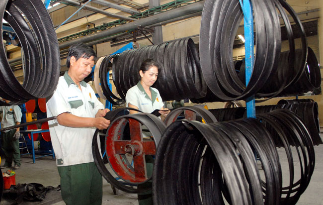 Tyre tube industry leaps ahead as costs fall