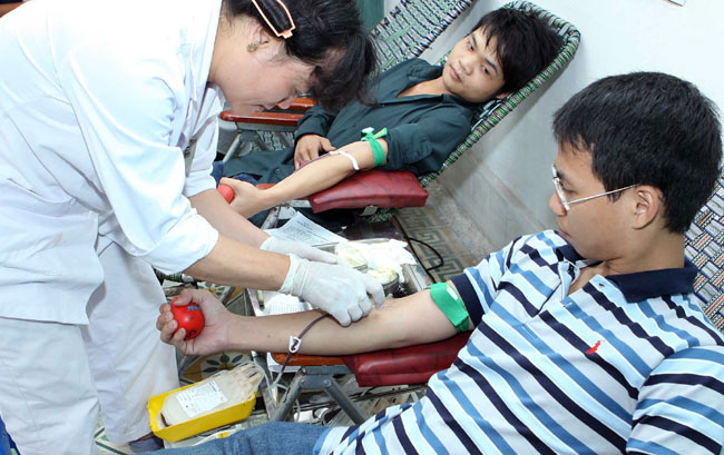 Frequent blood donation may increase the risk of developing an iron deficiency.