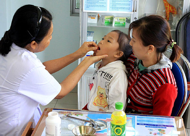 Toddlers mothers to receive free vitamin A capsules