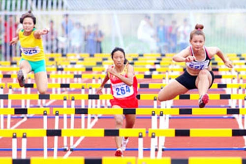 Viet Nam ranks second in regional athletics event