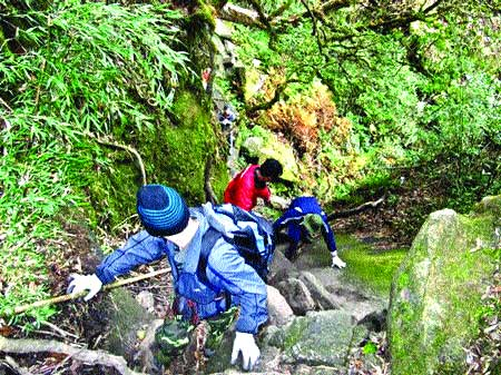 Conquering Fansipan from the ground up