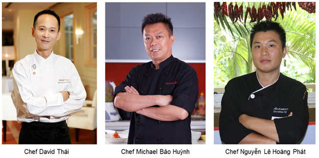 Chefs in Shanghai for Bocuse dOr competition