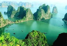 Ha Long Bay one of Asias green destinations
