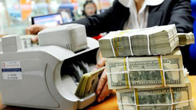 SBV calms forex fluctuations