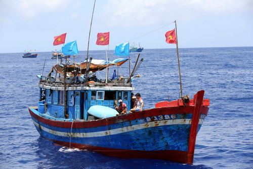 China releases VN fishermen