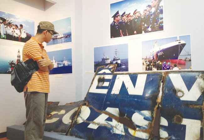 Museum displays fight for sovereignty