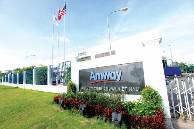 Amway Vietnam gets ISO certificate