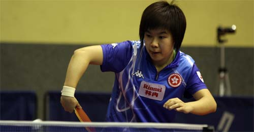 Lee Kim take table tennis golds