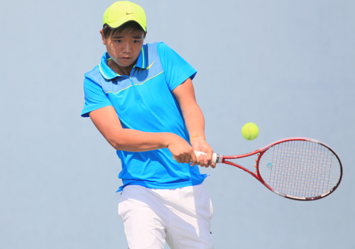 HCM City take the lead in tennis tournament