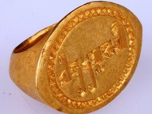 Designation sought for gold relics