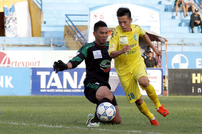 Thanh Hoa secure third spot in V-League