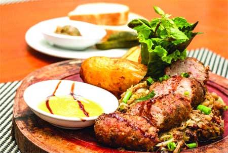 Tay Ho eatery serves up Polish with flair