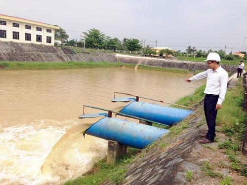 High salinity triggers water shortage in Da Nang