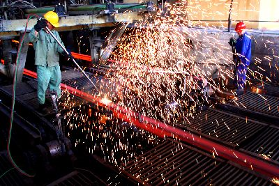 Steel producers see sluggish sales due to economic woes