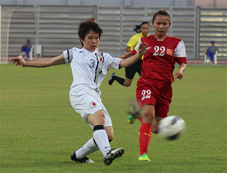 Viet Nam go down 5-0 to N. Korea