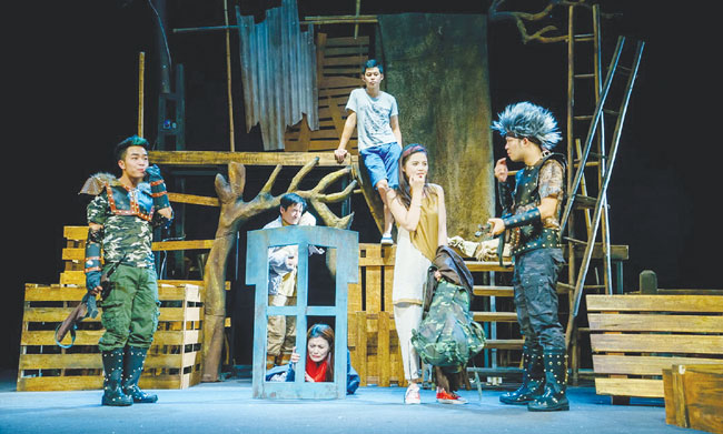 VN theatre stages Brecht play