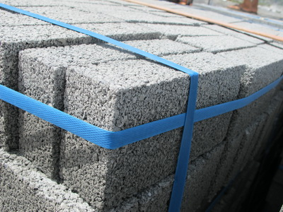 Project helps promote non-fired brick usage