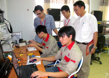 Viet Nam preps for ASEAN Skills Competition