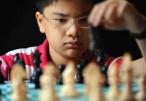 Khoi is crowned world youth U12 chess champion